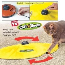 משחק לחתול Cat's Meow