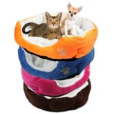 מיטת פליז לכלב ולחתול