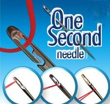 ערכת התפירה עם מחטי הפלא One Second Needle
