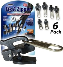 ערכה לתיקון רוכסנים FIX A ZIPPER