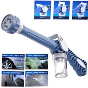 WATER JET - תותח מים 8 מצבים לכל צינור.
