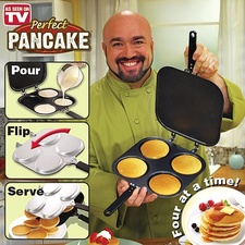 מחבת להכנת פנקייק Perfect Pancake