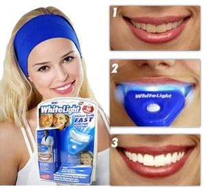 ערכה להלבנת השיניים - White Light