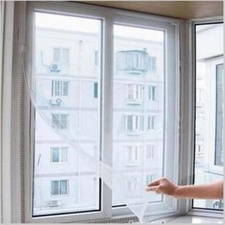 רשת לחלון נגד יתושים וחרקים