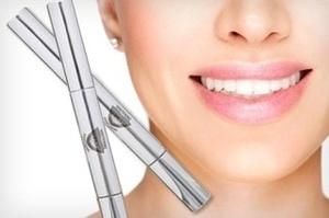 עט להלבנת שיניים - Whitening Lightning