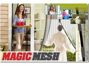 וילון רשת מגנטי MAGIC MESH