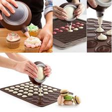 ערכה מושלמת להכנת עוגיות מקרון