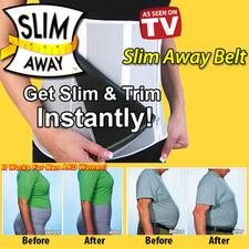 חגורת החיטוב וההרזיה - Slim Away