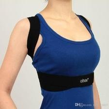 חגורת כתפיים ליציבות נכונה של הכתפיים ויישור עמוד השידרה