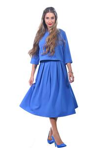 חליפת אלונה כחולה