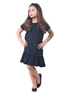 שמלת אדריאנה ילדות שחור
