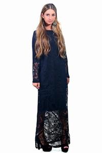 שמלת נוי שחורה