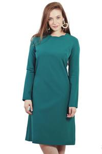 שמלת רוכסן ירוקה