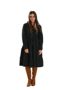 שמלת פוטר קומות שחורה