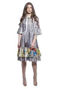 שמלת פפילום קצרה