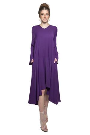 שמלה אסמטרית