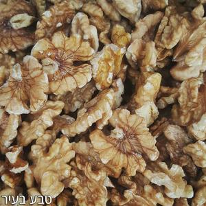 """אגוזי מלך אורגניים - החל מחצי ק""""ג"""