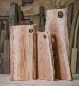 קרשי חיתוך מעץ אלון טבעי