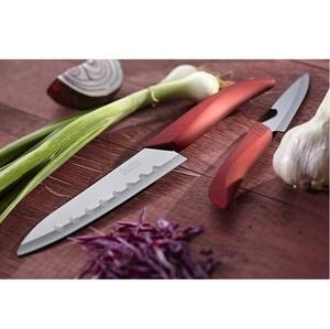 סכין שף קרמית Diamond Premium