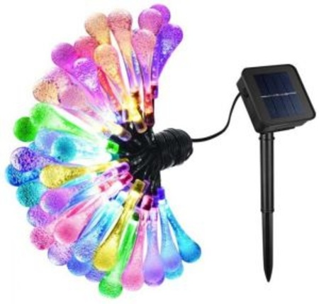 מחרוזת אורות LEDמחליף צבעים 30LED