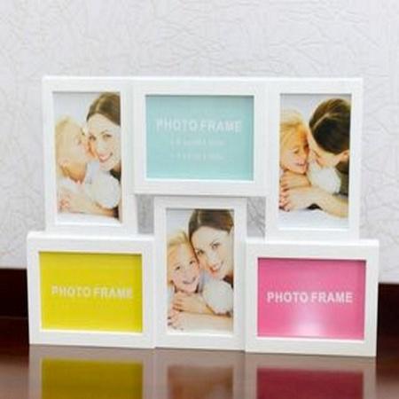מסגרת קולאז 6 תמונות