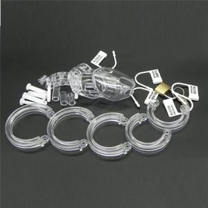 חגורת צניעות לגבר מפלסטיק CB6000s דגם קצר