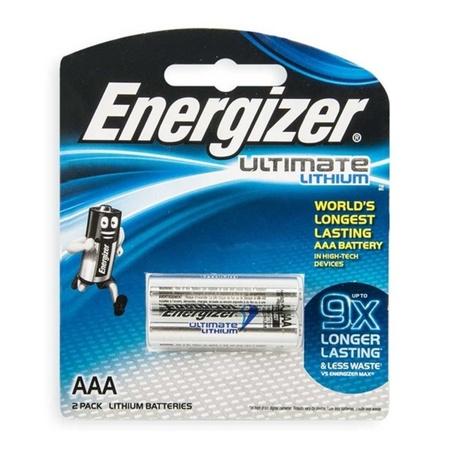 סוללות AAA ליתיום Energizer