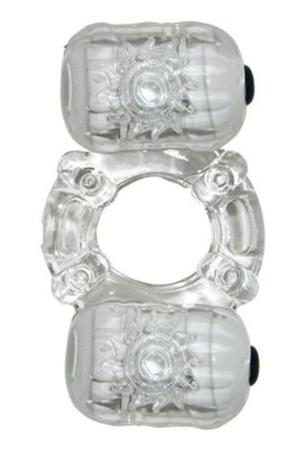 מאצ'ו - טבעת רוטטת זוגית כפולה