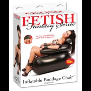 כסא בונדג'  מתנפח עם רצועות קשירה