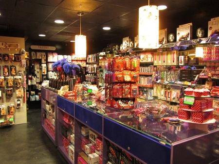 פאן סטאף - מבט על החנות