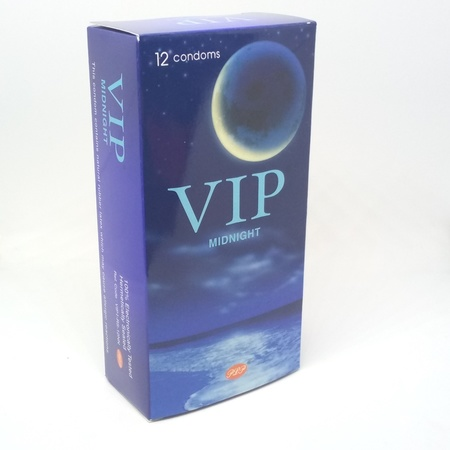 קונדום VIP MIDNIGHT