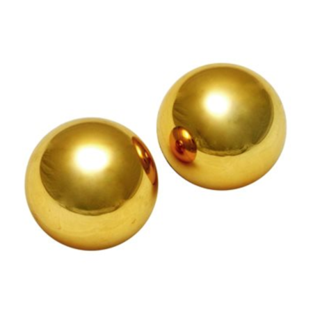 כדורים סינים מוזהבים גיישה