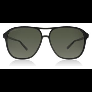 Gucci 0016S Black 006 58mm Polarised