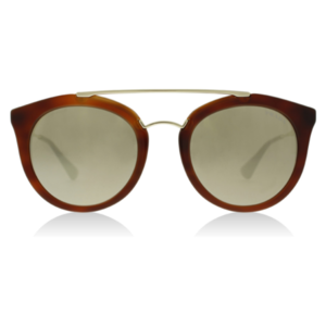 Prada PR23SS Striped Brown